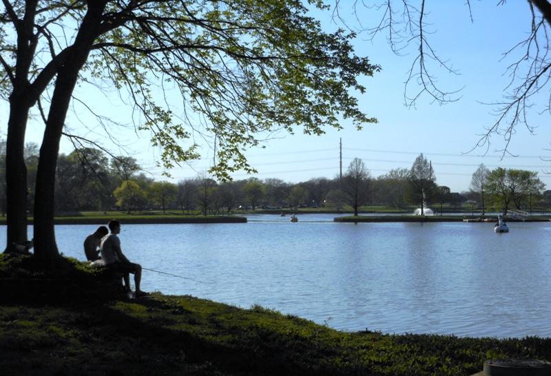 Erwin park visit mckinney texas for Park towne