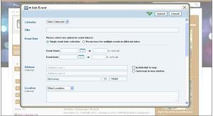 screen capture_Add an Event